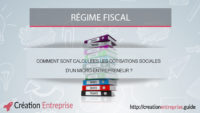 Comment sont calculées les cotisations sociales d'un micro-entrepreneur ?