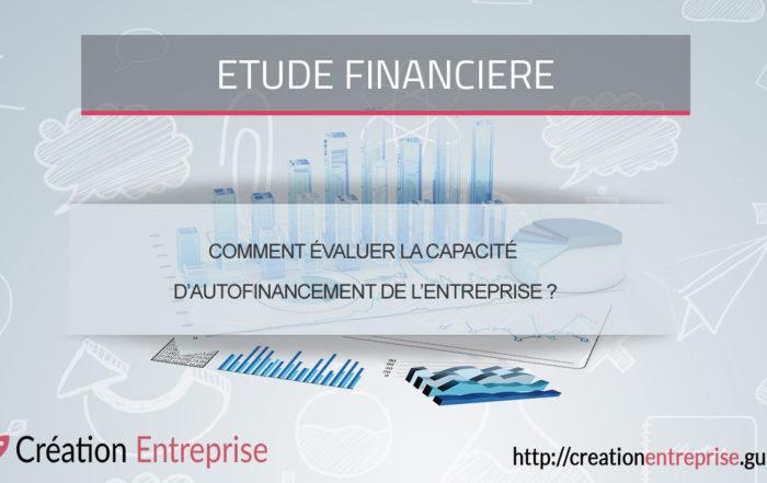 Comment évaluer la capacité d'autofinancement de l'entreprise ?